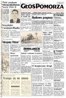 Głos Pomorza, 1984, sierpień, nr 186
