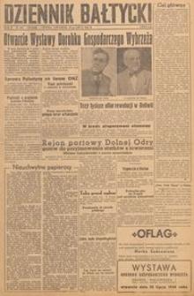 Dziennik Bałtycki 1946, nr 203