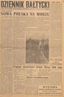 Dziennik Bałtycki 1946, nr 206