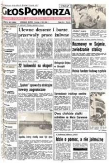 Głos Pomorza, 1984, sierpień, nr 189