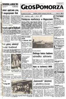 Głos Pomorza, 1984, sierpień, nr 198