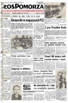Głos Pomorza, 1984, sierpień, nr 200