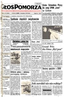 Głos Pomorza, 1984, sierpień, nr 204