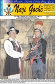 Naji Gochë : regionalny magazyn społeczno-kulturalny, 2008, nr 4