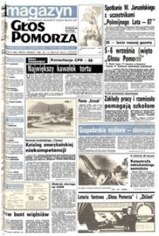 Głos Pomorza, 1987, sierpień, nr 177