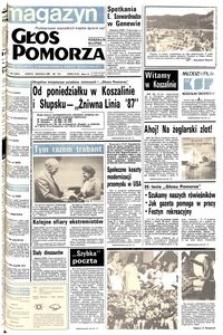 Głos Pomorza, 1987, sierpień, nr 183