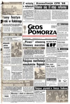 Głos Pomorza, 1987, sierpień, nr 184