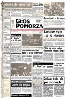 Głos Pomorza, 1987, sierpień, nr 186
