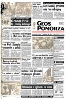 Głos Pomorza, 1987, sierpień, nr 190