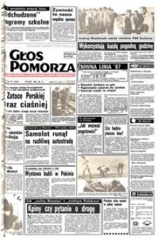 Głos Pomorza, 1987, sierpień, nr 191
