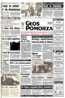 Głos Pomorza, 1987, sierpień, nr 193