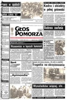 Głos Pomorza, 1987, sierpień, nr 197