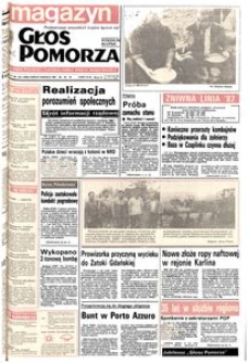 Głos Pomorza, 1987, sierpień, nr 201