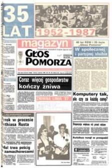 Głos Pomorza, 1987, wrzesień, nr 207