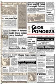 Głos Pomorza, 1987, wrzesień, nr 208