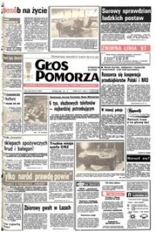 Głos Pomorza, 1987, wrzesień, nr 215