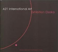 A21 International Art Exhibition Osaka