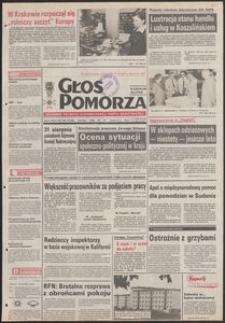 Głos Pomorza, 1988, sierpień, nr 196