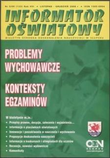 Informator Oświatowy, 2006, nr 5