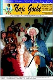 Naji Gochë : regionalny magazyn społeczno-kulturalny, 2008, nr 1-2