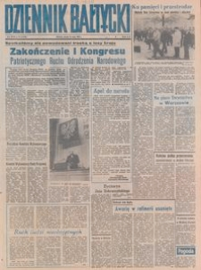 Dziennik Bałtycki, 1983, nr 91