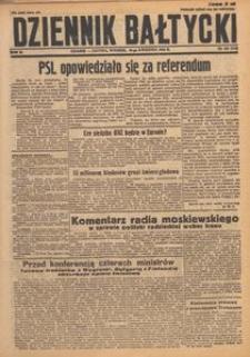 Dziennik Bałtycki, 1946, nr 105