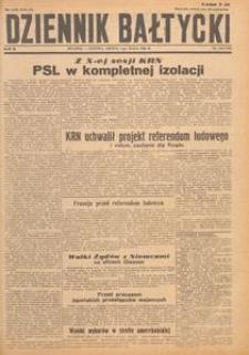 Dziennik Bałtycki, 1946, nr 118