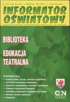 Informator Oświatowy, 2007, nr 2