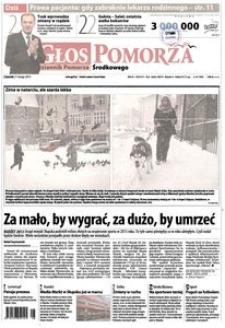 Głos Pomorza, 2013, luty, nr 44