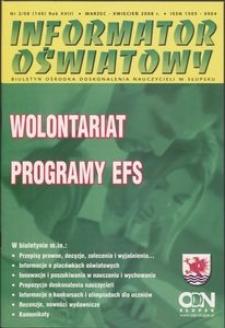 Informator Oświatowy, 2008, nr 2