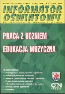 Informator Oświatowy, 2008, nr 3