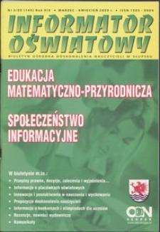 Informator Oświatowy, 2009, nr 2