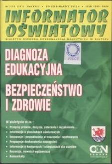 Informator Oświatowy, 2013, nr 1