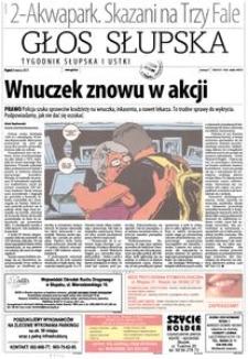 Głos Słupska : tygodnik Słupska i Ustki, 2013, nr 57