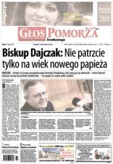 Głos Pomorza, 2013, marzec, nr 63