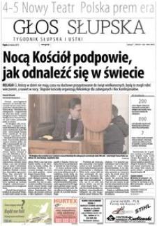 Głos Słupska : tygodnik Słupska i Ustki, 2013, nr 69