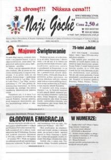 Naji Gochë : dwumiesięcznik społeczno-kulturalny, 2001, nr 2