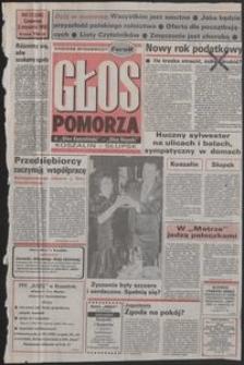 Głos Pomorza, 1992, styczeń, nr 1