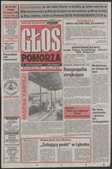 Głos Pomorza, 1992, styczeń, nr 8
