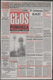 Głos Pomorza, 1992, styczeń, nr 13