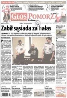 Głos Pomorza, 2013, czerwiec, nr 128