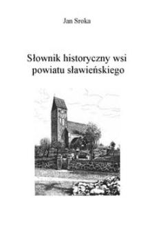 Słownik historyczny wsi powiatu sławieńskiego