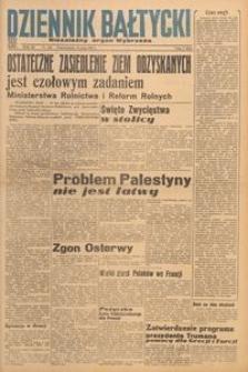 Dziennik Bałtycki 1947, nr 129