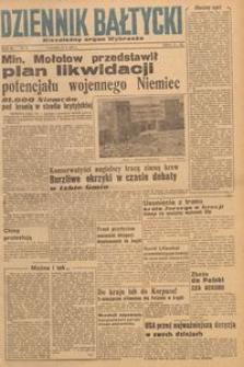 Dziennik Bałtycki 1947, nr 71