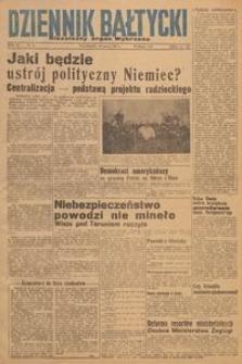 Dziennik Bałtycki 1947, nr 81
