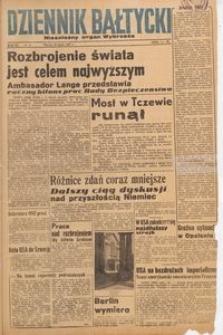 Dziennik Bałtycki 1947, nr 83