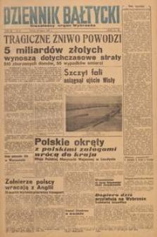Dziennik Bałtycki 1947, nr 87