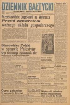 Dziennik Bałtycki 1947, nr 135