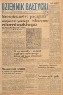 Dziennik Bałtycki 1947, nr 140