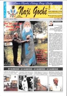 Naji Gochë : dwumiesięcznik społeczno-kulturalny, 2004, nr 1